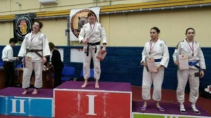 Александра Иванова – чемпионка России