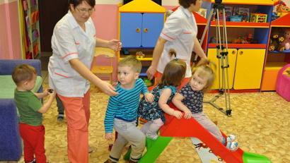 Практику создания частных детских садов поддерживает правительство Архангельской области