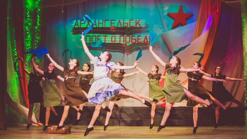 Ежегодный фестиваль «Архангельск поет о Победе» состоится уже в третий раз