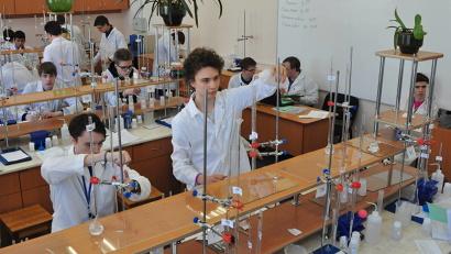 Финальный этап Всероссийской олимпиады школьников по химии стартовал в Архангельске 29 марта