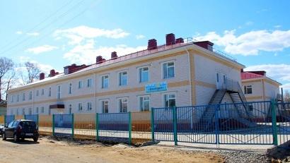 Детский сад №1 «Незабудка» был сдан в эксплуатацию в конце 2015 года