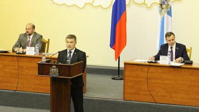 Андрей Контиевский: «Дата выборов назначается исходя из федерального законодательства»