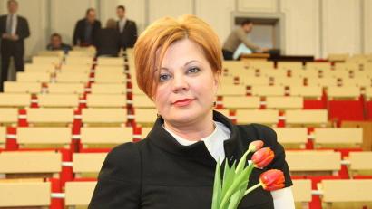 Надежда Виноградова: «Теперь нам необходимо вместе воплотить идеи Послания в жизнь»