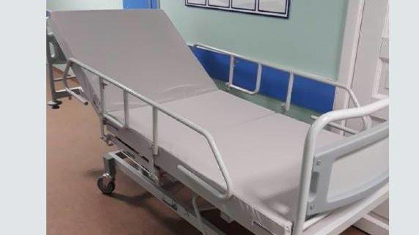 Медицинское оборудование и изделия приобретены для Центра паллиативной медицинской помощи шестой больницы