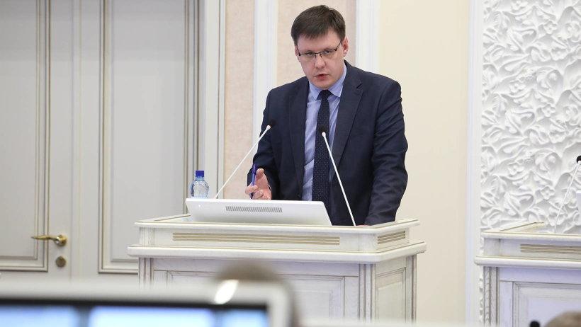 Министр ТЭК и ЖКХ Архангельской области Дмитрий Поташев. Фото: П. Кононов