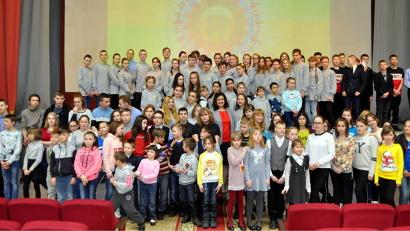 Организатором «Солнечного круга» традиционно выступает министерство образования и науки Архангельской области