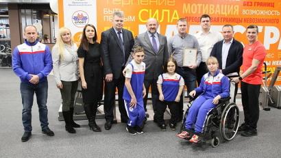 Игорь Орлов: «Открытие нового зала позволит ребятам и девушкам добиться новых побед в спорте и в жизни»