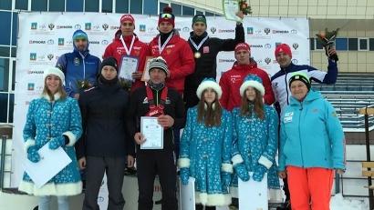 Александр Терентьев завоевал «серебро» «Красногорской лыжни»