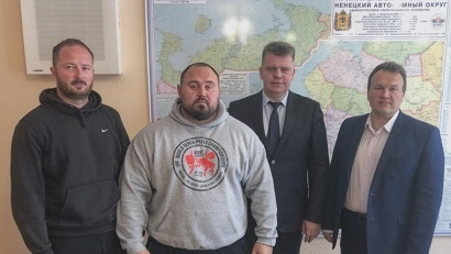 Фото: архангельское региональное отделение Федерации пауэрлифтинга России