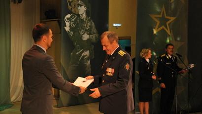 Архангельские пограничники отметили 85-летие службы