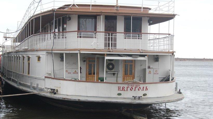 В 2014 году пароходу «Н.В. Гоголь» исполнилось 103 года