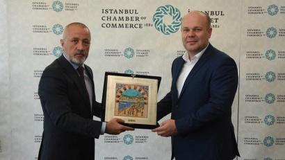 Темой визита стало обсуждение развития торгово-экономических связей