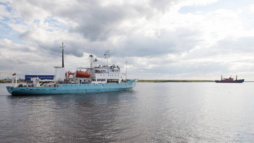 Возвращение «Арктического плавучего университета» в Архангельск ожидается 27 июня