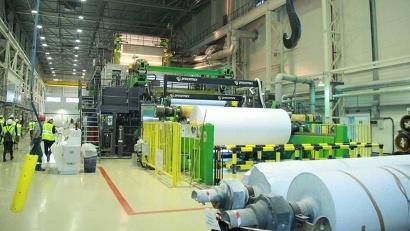 Результат масштабной модернизации - рост объёмов готовой продукции предприятия