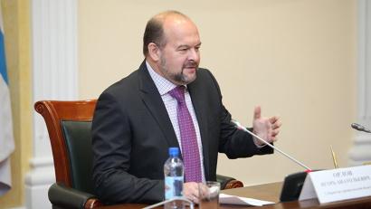 Игорь Орлов: «Наша главная задача – привести к управлению районами и городами профессионалов, способных создавать нормальные условия для жизни людей»