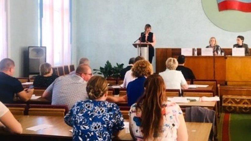 Бизнес-уполномоченный Ольга Горелова провела прием котласских предпринимателей