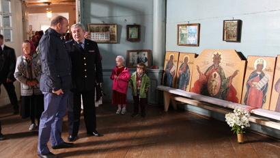 Игорь Орлов: «Уверен, что сегодня может начаться отсчёт восстановления этого удивительного храма. Надо, чтобы он служил людям!»