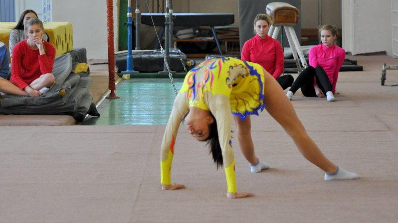 В региональном финале всероссийской олимпиады школьников по физкультуре принимают участие около ста старшеклассников