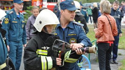 Пожарная безопасность – сплав теории и практики