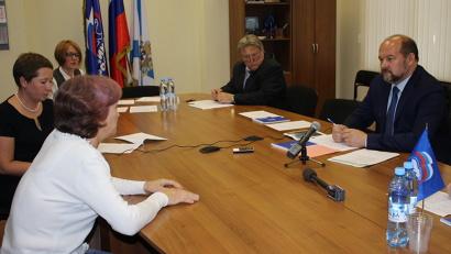 Прием граждан прошёл в региональной общественной приёмной председателя партии «Единая Россия» Дмитрия Медведева