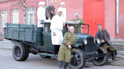 Кинопроект посвящён событиям, происходившим в Архангельске в годы Великой Отечественной войны