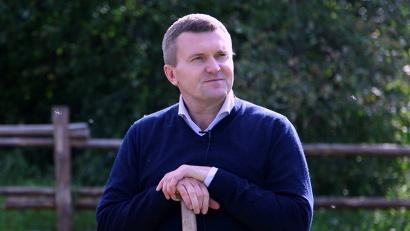 Владимир Буторин, генеральный директор ООО «Группа компаний «УЛК» (Устьянский район)