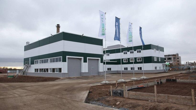 Предприятие «Бионет» станет крупнейшим заводом по переработке отходов леспрома не только в России, но и в Европе