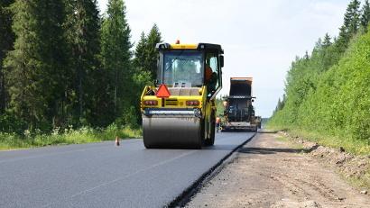 В рамках нацпроекта на дорожную сеть Архангельской агломерации будут ежегодно на протяжении шести лет выделять по 568 миллионов рублей