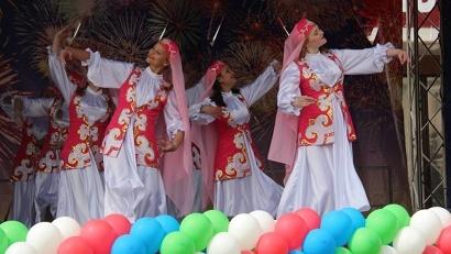 Северяне увидели лучшие танцевальные и песенные номера творческих коллективов Поморья.