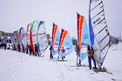 В соревнованиях на льду Двины приняли участие чемпионы мира, Европы и России
