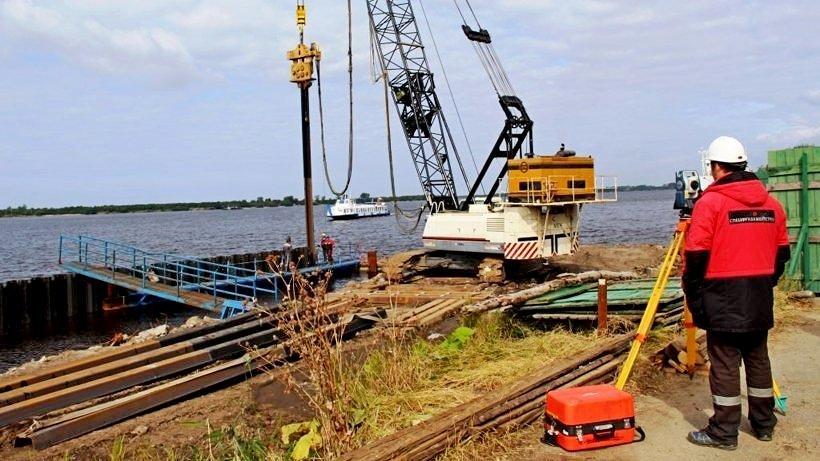 Работы на набережной должны быть завершены в 2020 году