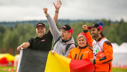 В 2017 году «Лесоруб XXI века» собрал более 2000 участников