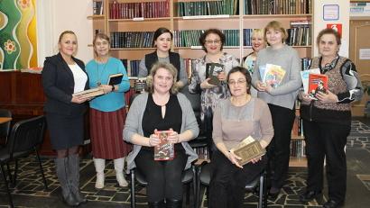 Акция «Книги не должны становиться макулатурой!» направлена на сбор книг для учреждений различного профиля