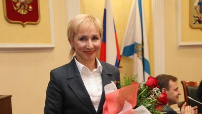 Ирина Гладышева займёт пост директора Высшей школы экономики САФУ имени Ломоносова