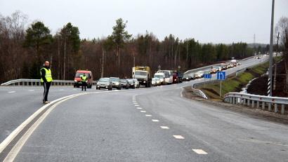 На капитальный ремонт 10,4 километра трассы потратили 590 миллионов рублей