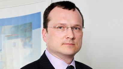 Генеральный директор ОАО «Архангельский ЦБК» Дмитрий Зылев