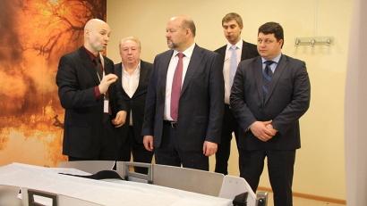 Игорь Орлов и руководство клиники обсудили возможности использования технологий центра для лечения и обследования жителей Архангельской области