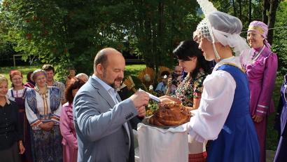 Игорь Орлов ни разу не пропустил праздник с тех пор, как возглавил Архангельскую область