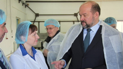 Игорь Орлов: «Важно, что и власти, и руководство предприятия понимают, что и как нужно делать для восстановления и полноценной работы фабрики»