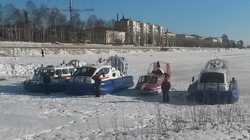 Силы оперативных служб   готовятся к паводку