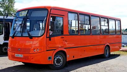 Новые низкопольные автобусы будут работать на маршрутах в Катунино и Васьково