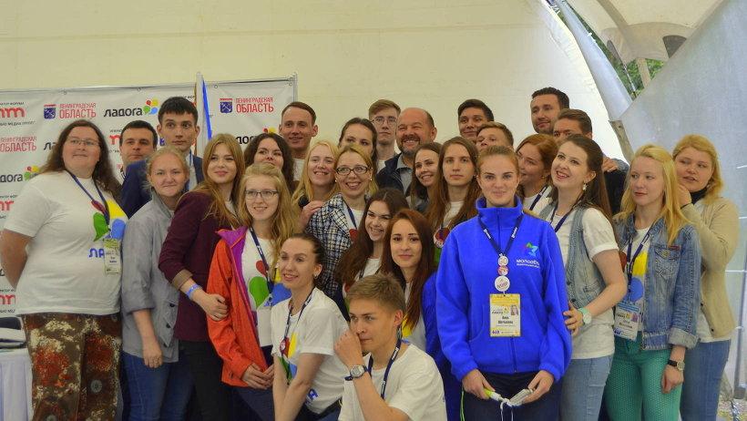 В делегацию Поморья вошли молодые и активные жители Архангельска, Северодвинска, Вельска, Ленского и Пинежского районов