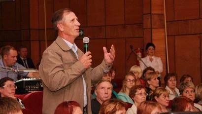 На встречах с главой региона нет сценария, каждый участник может задать любой вопрос...