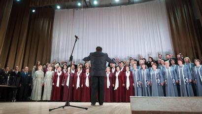 Региональный этап Всероссийского хорового фестиваля выявит лучших хористов Поморья
