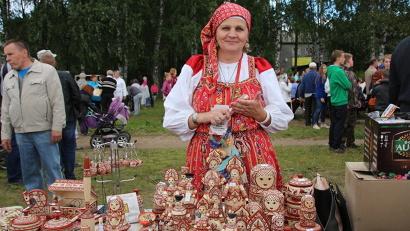 Фестиваль собрал более 50 мастеров Поморья, НАО, Москвы и Санкт-Петербурга