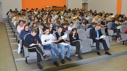 В прошлом году самому юному участнику этнографического диктанта в Поморье было 9 лет, а самому возрастному – 80
