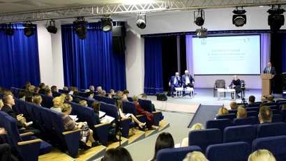 Александр Ерулик подробно рассказал об этапах перехода Архангельской области на новую систему обращения с твердыми коммунальными отходами