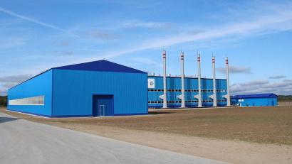 Новая биокотельная обеспечит теплом более десяти тысяч жителей посёлка Октябрьского