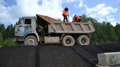 Около пяти километров дороги будет проложено по новому маршруту, что в итоге сделает её короче
