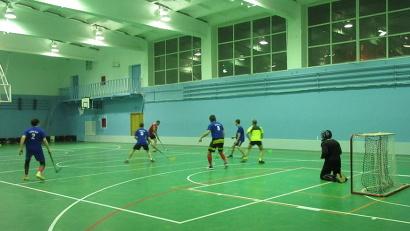 Тренировки ведутся по игровым видам спорта: мини-футболу, волейболу, баскетболу, флорболу